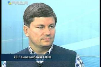 У деталях 28.09.15 Володимир Хандогій,Артур Герасимов