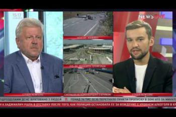 Хандогий: Украина не является стратегическим и геополитическим врагом России 14.08.16